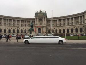 Limousine mieten Wien zum Geburtstag