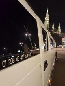 hummer limousine wien eundm