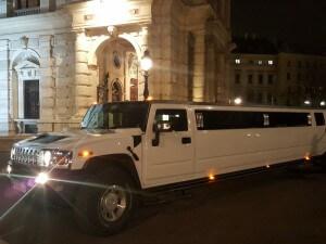 hummer wien limousine mieten