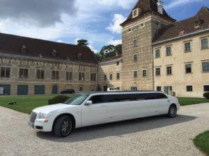 Limousine mieten St. Pölten